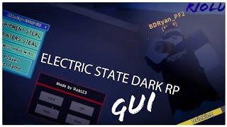 [GodMode] Roblox Electric State Dark RP Script Gui | Roblox Exploiting
