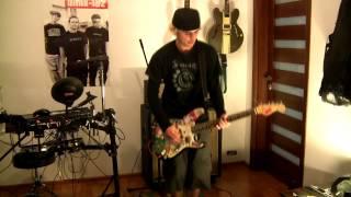 Blink 182 Online Songs Guitar Cover