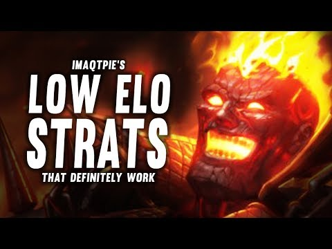 Imaqtpie - LOW ELO STRATEGIES THAT WORK