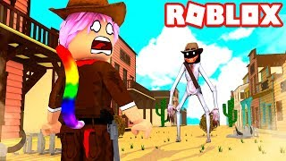 THE MYSTERIOUS MONSTER OF THE WEST Roblox Time Travel Adventures