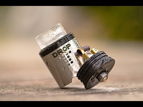 The Near Perfect RDA? The Drop RDA by The Vapor Chronicles and Digiflavor