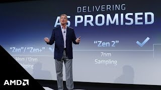 AMD Next Horizon – Total Datacenter Commitment with Mark Papermaster