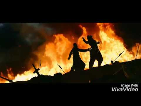 VANDHAI AYYA - VIDEO SONG | Baahubali 2 The Conclusion | Prabhas | Anushka