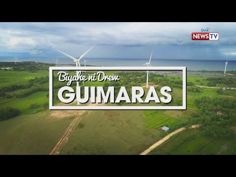 Biyahe ni Drew: Guimaras, the perfect place for all season (