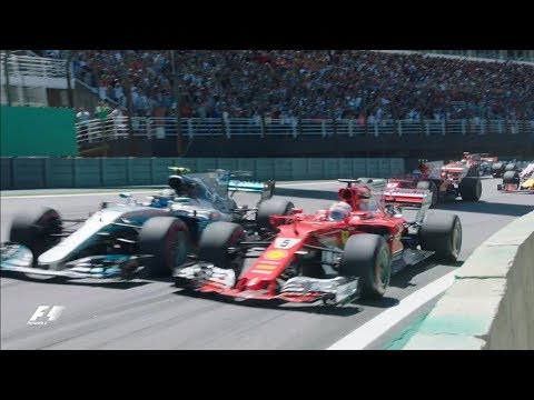 2017 Brazil Grand Prix: Race Highlights Mp3