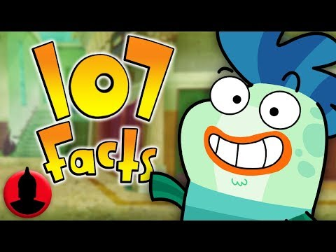 107 Fish Hooks Facts YOU Should Know! | Channel Frederator