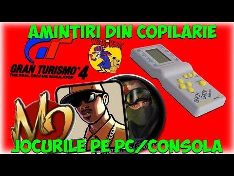 AMINTIRI DIN COPILARIE - JOCURI PE PC/PS2