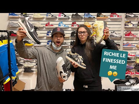 RICHIE LE DOES A $2000+ TRADE WITH US!