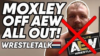 Jon Moxley OUT Of AEW All Out! PAC Replacing Him In Kenny Omega Match!   WrestleTalk News Aug. 2019