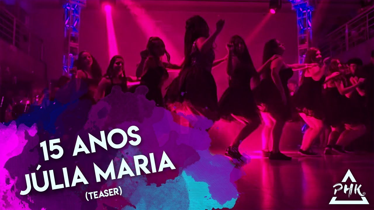 A MELHOR FESTA! - 15 Anos | Júlia Maria