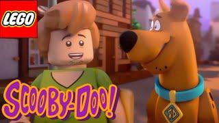Мультики Лего. Скуби-Ду мультфильм на русском языке 1 серия. Видео для детей