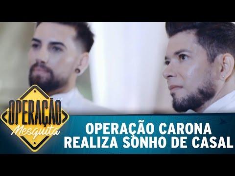 Operação Carona Realiza Sonho De Casal Apaixonado | Operação Mesquita (18/03/17)