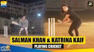 Baixar Salman Khan & Sizzling GF Katrina Kaif Play Cricket On The Sets Of Bharat