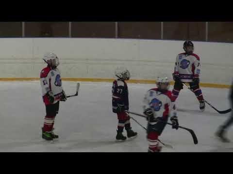 20191022 Маршал (г. Жуков) - Космос (Калуга) 2008гр. Детский хоккей.