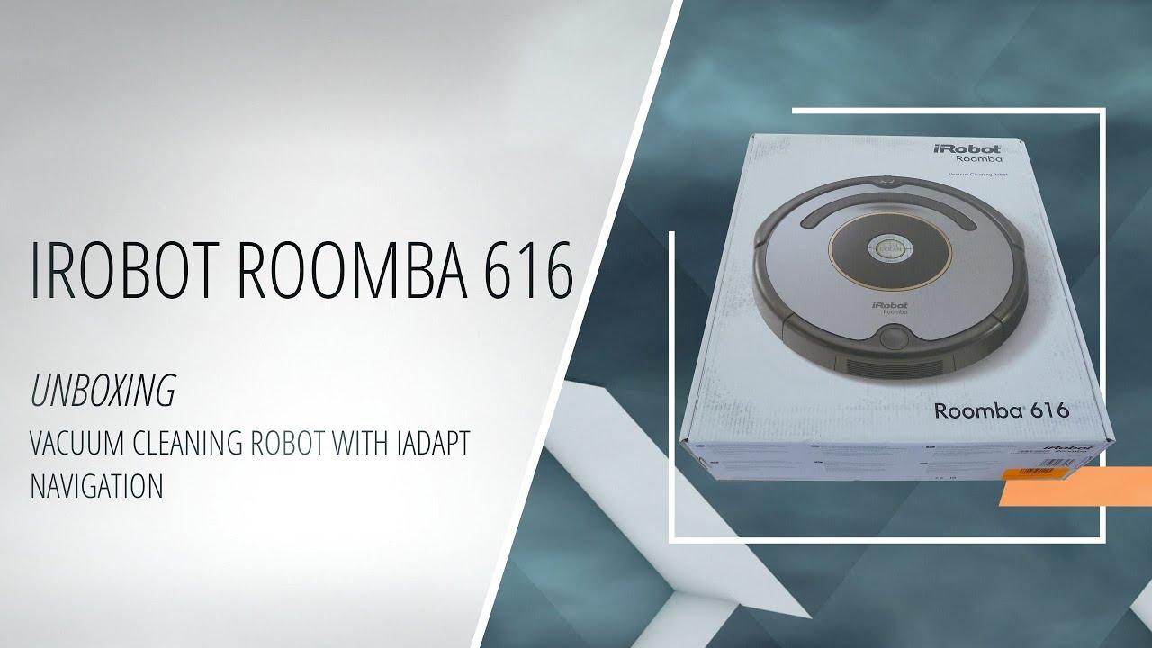 Irobot 605 vs 616