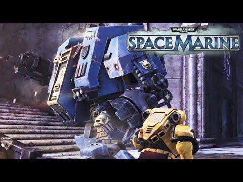 Dreadnought Assault DLC 2021 | Rare gameplay! - Warhammer 40K: Space Marine, Multiplayer (PVP) |