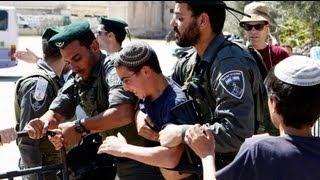 İsrail güvenlik güçleri, işgalci yerleşimcileri tahliye etti