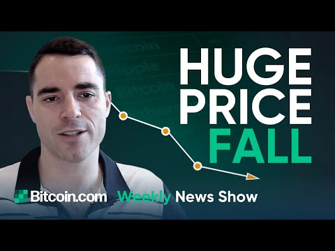 Huge Price Fall On The Crypto Markets, Lottery.Bitcoin.com Launched And More Bitcoin Cash News