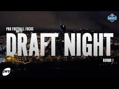 2019 Live NFL Draft: Round 1   PFF