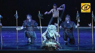 Концерт ансамбля танца Беларуси прошёл в Минске