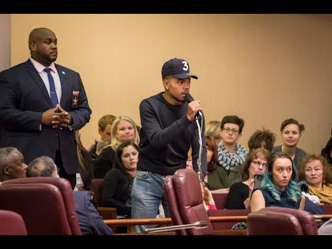 Chance The Rapper Questions Chicago Politicians
