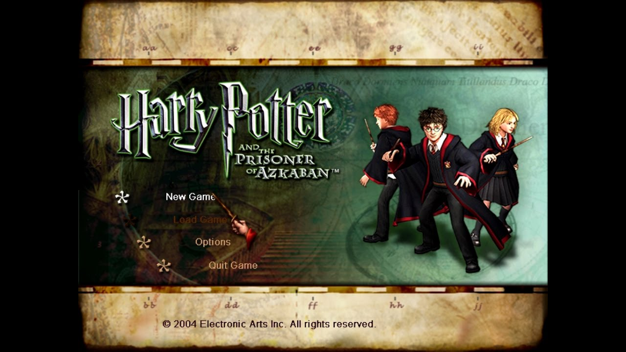 Harry Potter and the Prisoner of Azkaban Download For PC