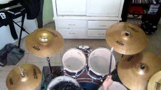 Cover-bateria-Undercover of Darkness-the strokes