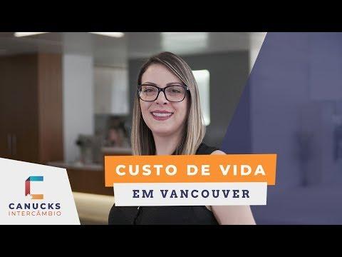 Custo de Vida de Estudantes em Vancouver
