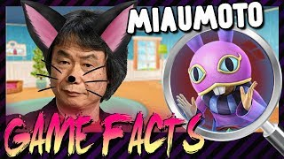 Katzenmenschen bei Nintendo & ungewollter Ideenklau | Random Game Facts #152