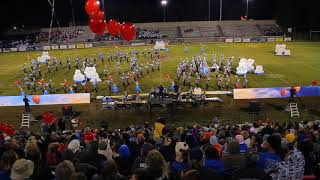 North Augusta Jacket Regiment State finals - 5th Place performance!
