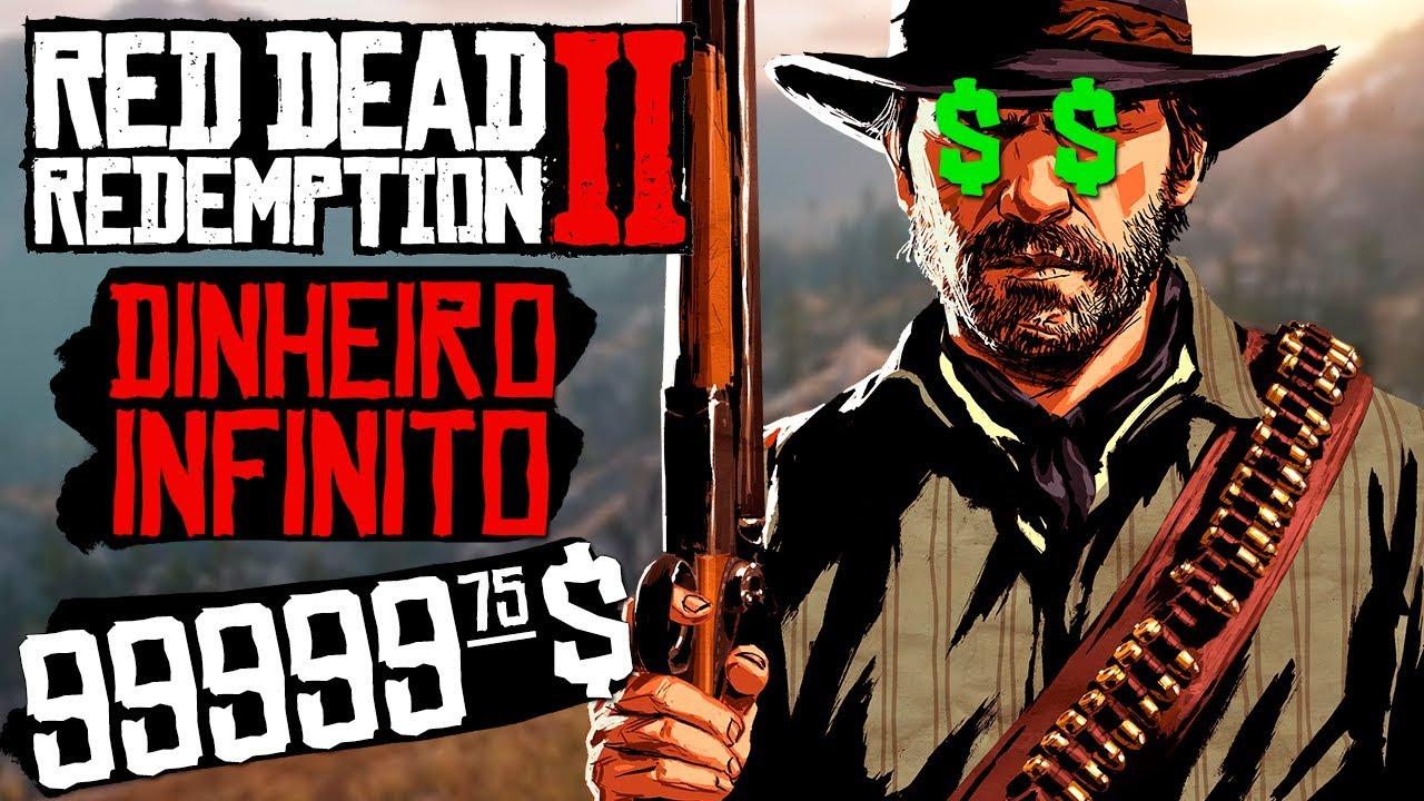 COMO FAZER DINHEIRO INFINITO NO RED DEAD REDEMPTION 2 (30.000$ A CADA 15 MIN)
