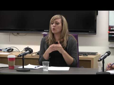 """Margaret Martin on """"International Criminal Law in Practice: The New Leviathan?"""" Dec 2, 2016"""