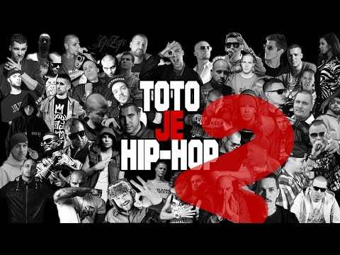 SLOVAK RAPublic VOL. II (52 rappers) TOTO JE HIP-HOP / 2014