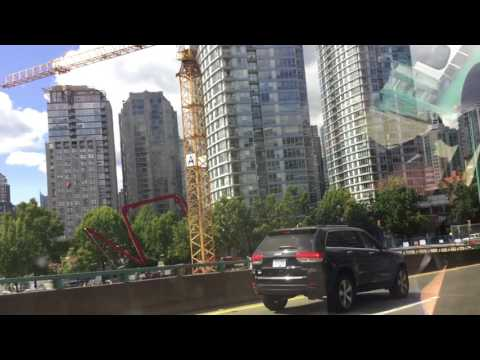 Vancouver Trip July 2017//CrossRoadBound