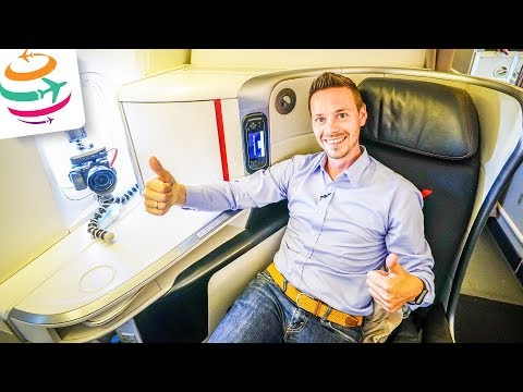 Air France NEUE Business Class Boeing 777-200ER | GlobalTraveler.TV