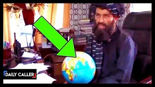 Taliban Official Can't Find Afghanistan On A Globe