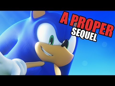 How To Make A PROPER 3D Sonic Game