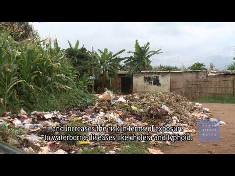 Zimbabwe: Water and Sanitation Crisis