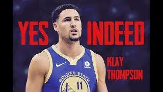 "Klay Thompson Mix - ""Yes Indeed"" HD"