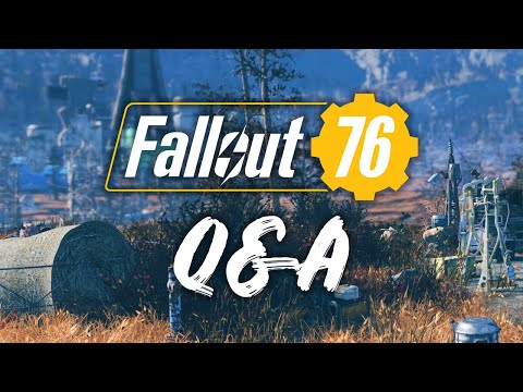 We Answer YOUR Burning Fallout 76 Questions thumbnail