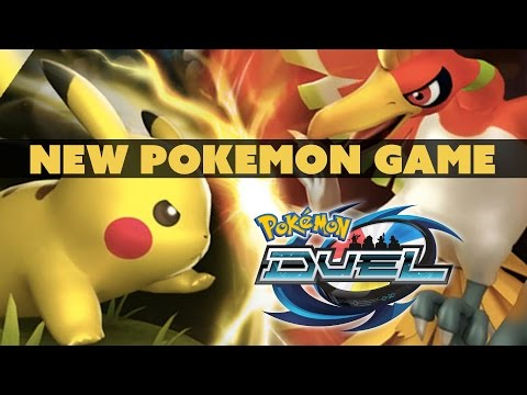 SURPRISE Pokemon Duel Release! ...Instead of Pokemon Stars on Switch? - The Know Game News