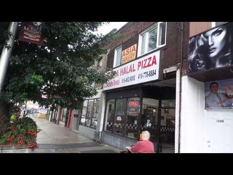 Madina Halal Pizza 1078 Danforth Ave, Toronto