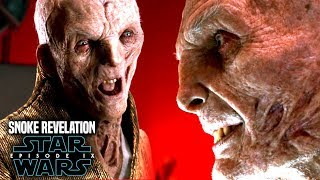 Star Wars! Huge Surprise Coming For Snoke In Episode 9 & More! (Star Wars News)