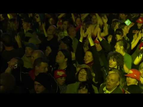 Gogol Bordello - My Companjera - Pinkpop 2010