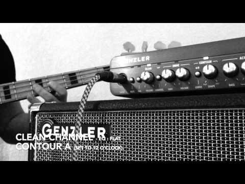 Magellan 800 Clean Channel - Contour A Demo