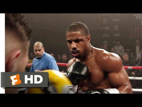 Creed - Adonis vs. The Lion Scene (5/11) | Movieclips
