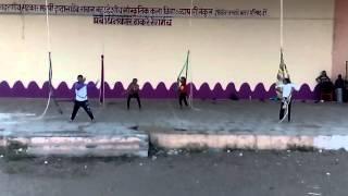 Arial Dance( Nataraj Dance Acadmy DDE)