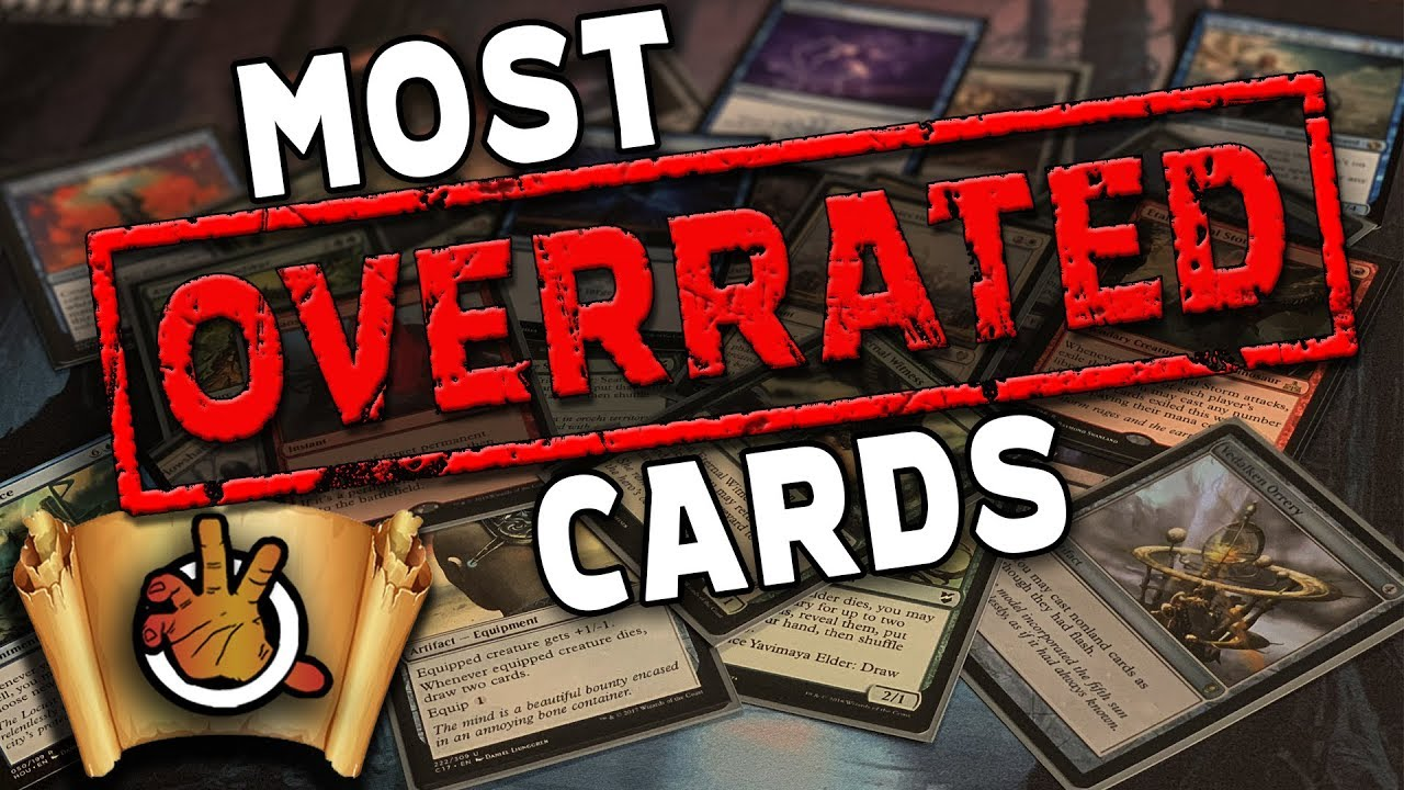 Most Overrated Cards in Commander | The Command Zone #244 | Magic: the  Gathering Commander EDH
