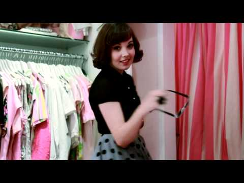 Women's Vintage Clothing Boutique Los Angeles - Polkadots & Moonbeams - 323