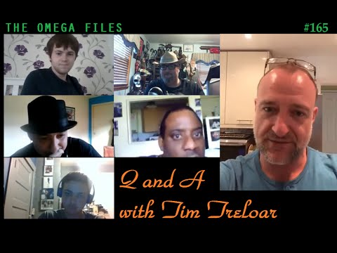 THE OMEGA FILES #165 - Q and A with Tim Treloar